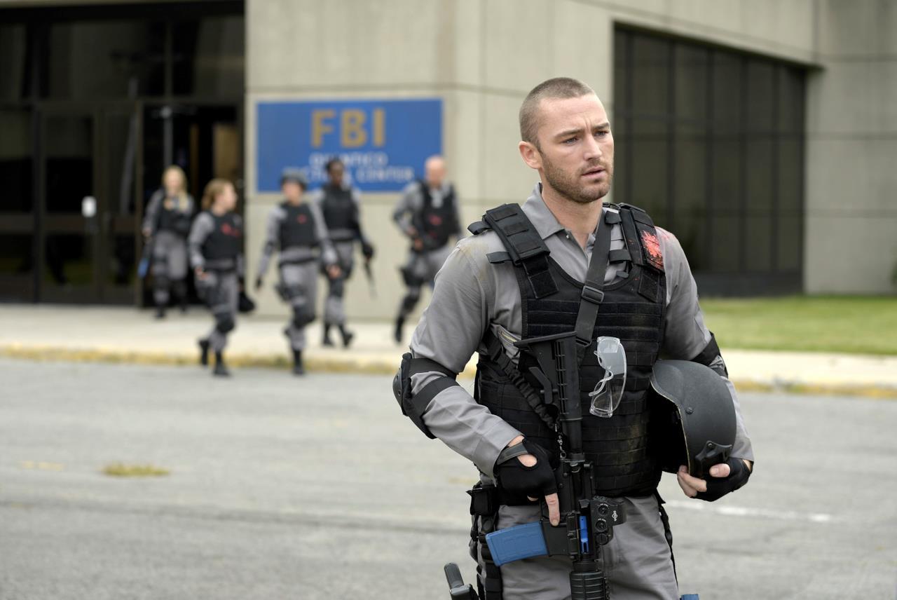 Ryan Booth pronto a una simulazione a Quantico