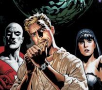 I supereroi della Justice League Dark in un'immagine dai fumetti