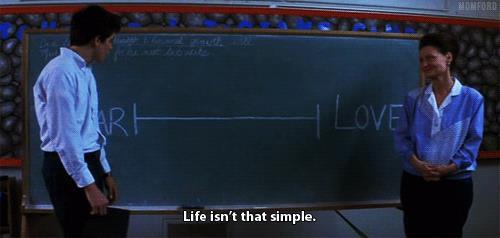 Donnie Darko risponde a tono l'insegnante