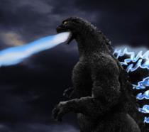 Godzilla raggio radioattivo