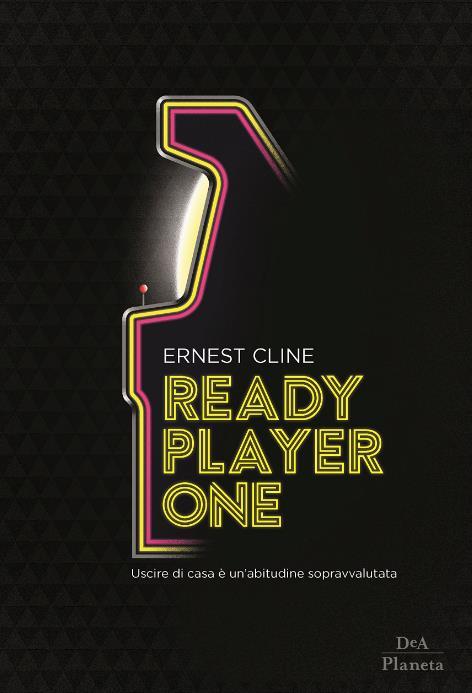La copertina italiana di Ready Player One