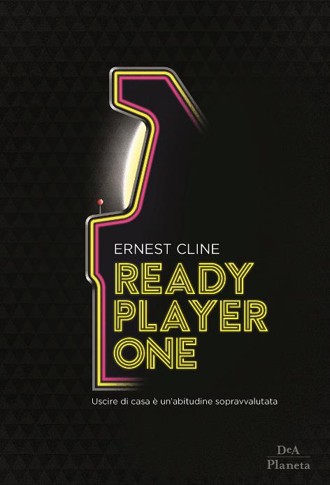 La copertina italiana di Ready Player One