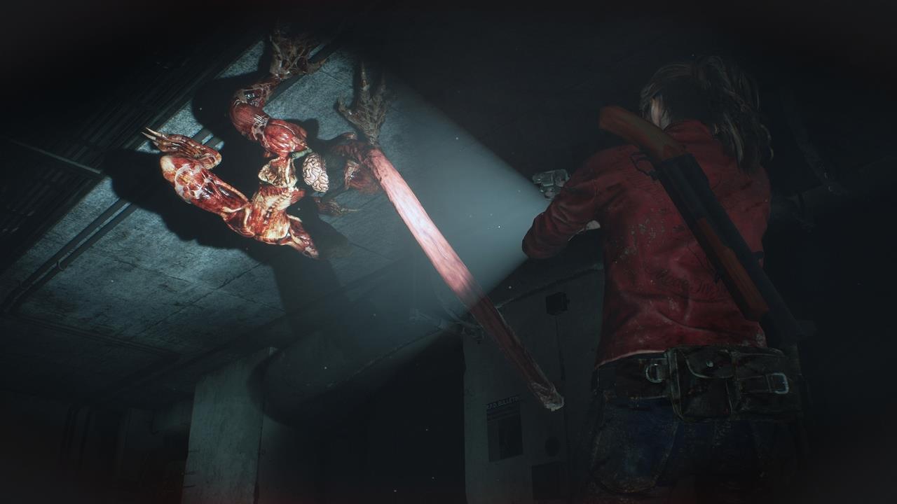 Resident Evil 2 Remake in nuove terrificanti immagini