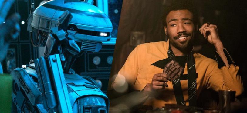 Immagine di Lando e L3-37