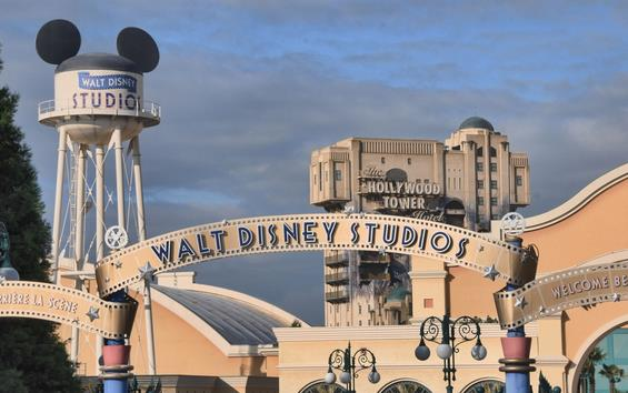 Gli studios di Walt Disney