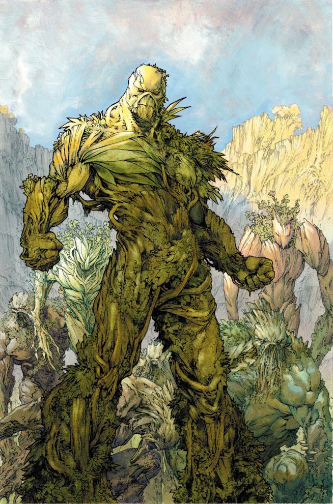 Swamp Thing di Len Wein