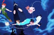 Un'immagine del film Disney Peter Pan