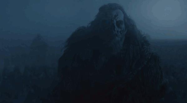 GoT 7: Wun Wun zombie