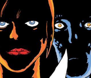 La cover di Slasher di Charles Forsman