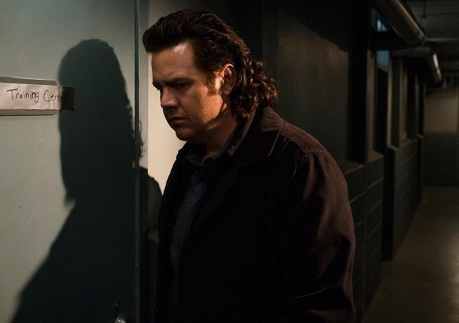The Walking Dead 7x15: Eugene