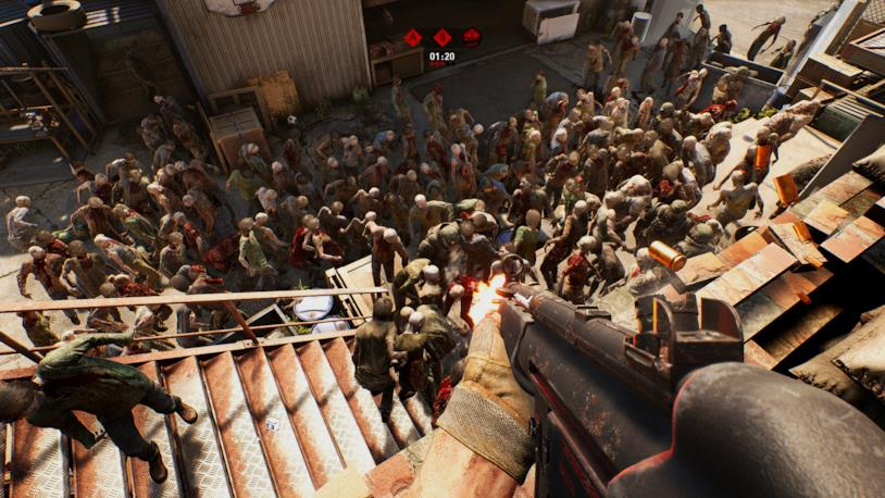 Overkill's The Walking Dead ricrea su PC e console le atmosfere della serie TV