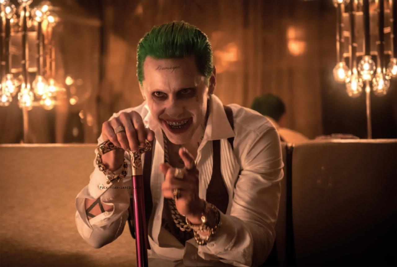 Il Joker in Suicide Squad