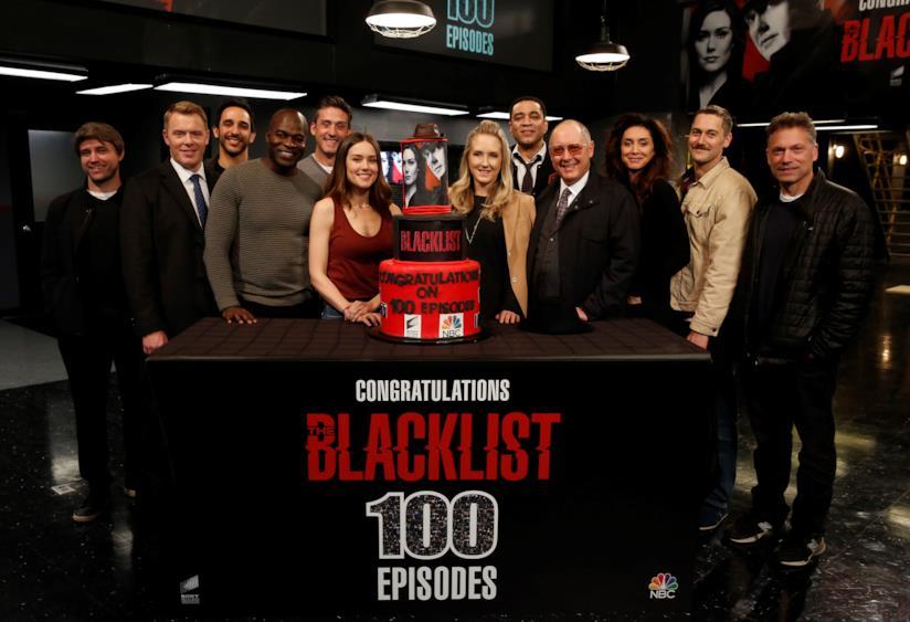 Il protagonista di The Blacklist James Spader