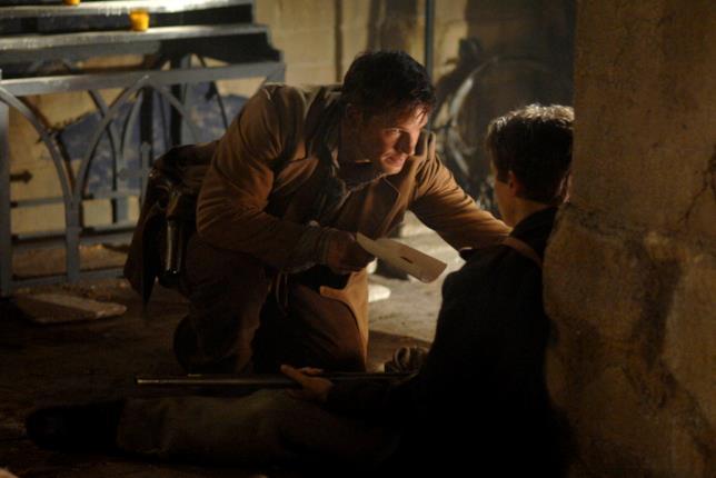 Timeless 1x05 – Fort Alamo
