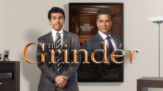 Un'immagine promozionale di The Grinder