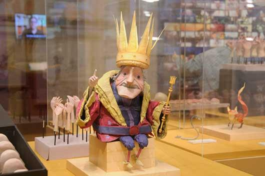 personaggio Il re