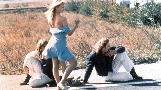 Una scena di Les Valseuses, 1974