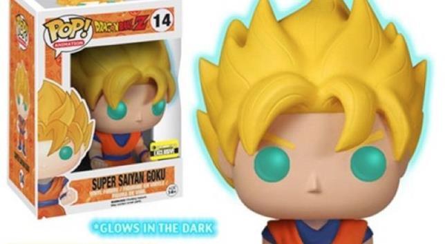 Goku Super Saiyan Funko Pop