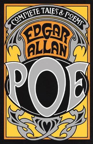 Libro di Poe in inglese