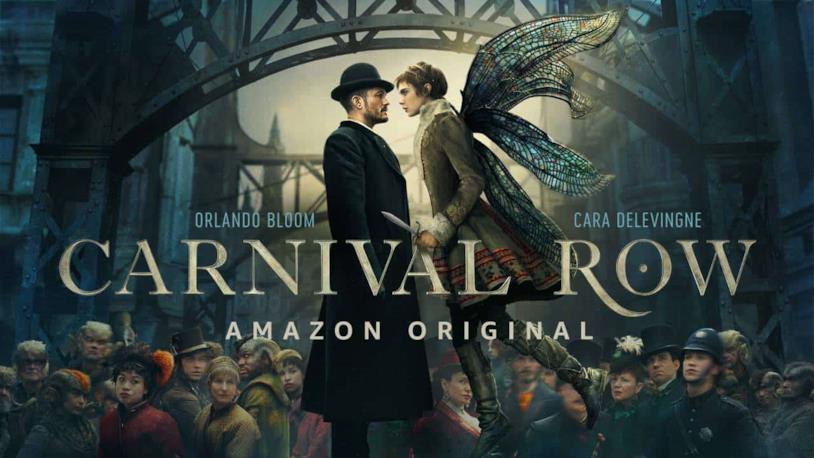Poster della serie Carnival Crow