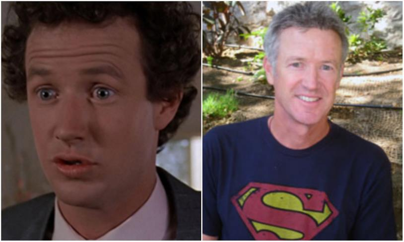 Collage tra Dave Mc Fly e Marc McClure