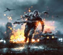 La cover ufficiale di Battlefield 4