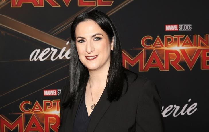 Debbie Berman, editor di Captain Marvel