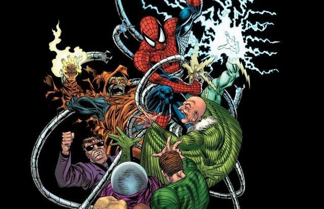 Cover di Spider-Man: Sinister Six