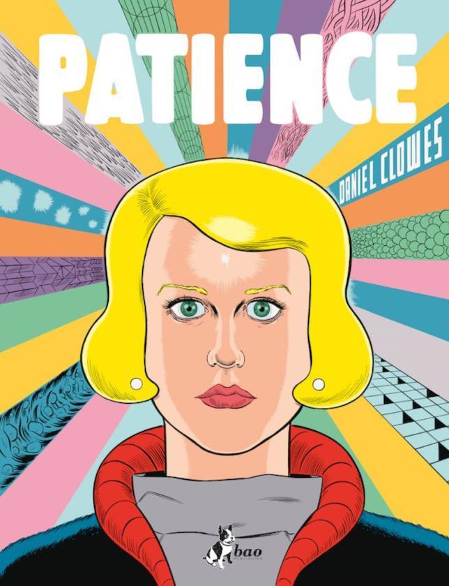 Copertina di Patience