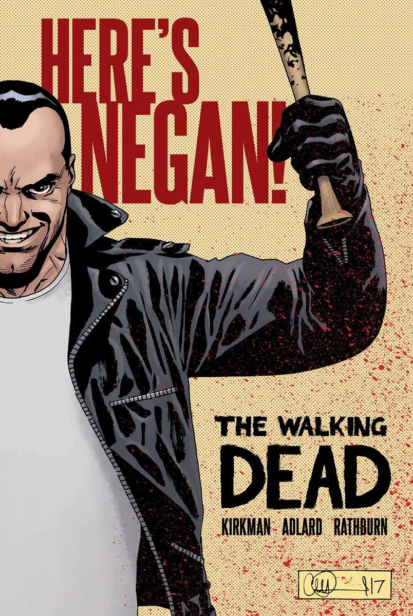 Here's Negan: il fumetto svela il passato del leader dei Salvatori