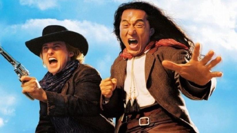 Roy e Wang, protaginisti di Pallottole Cinesi