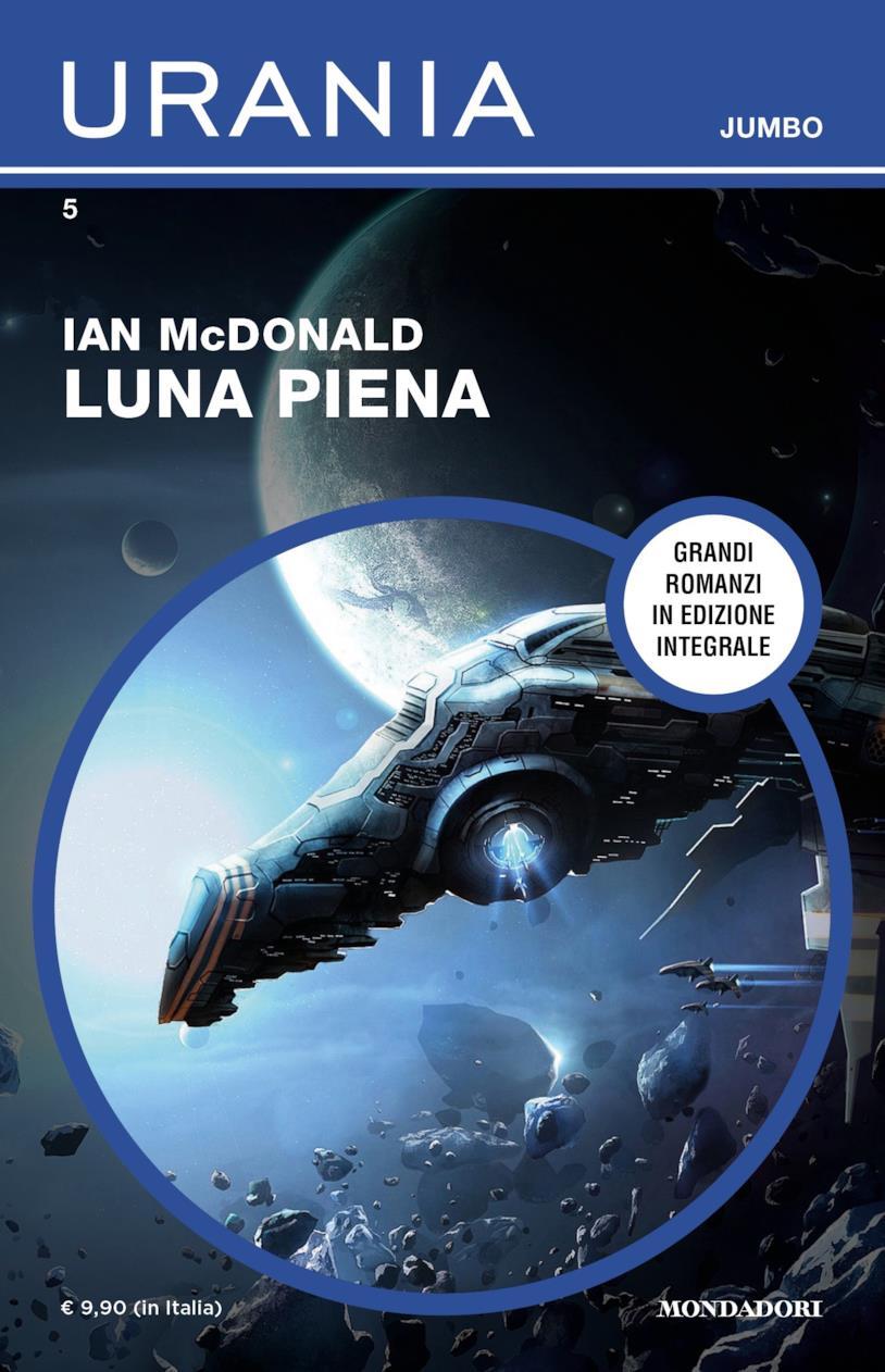 La copertina di Luna Piena