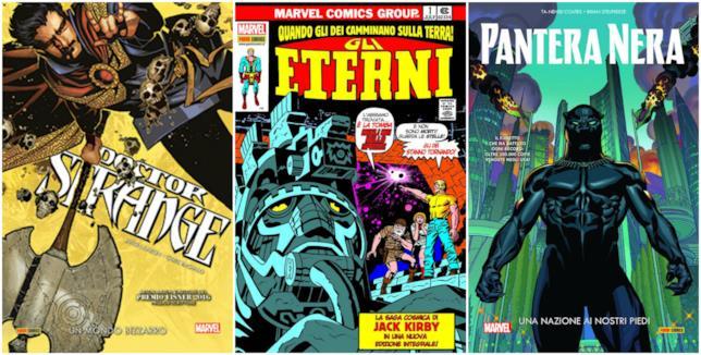 I tre volumi targati Marvel da regalare a Natale 2016