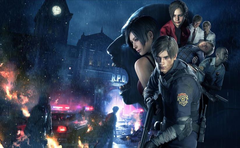 Tutti i personaggi di Resident Evil 2 Remake