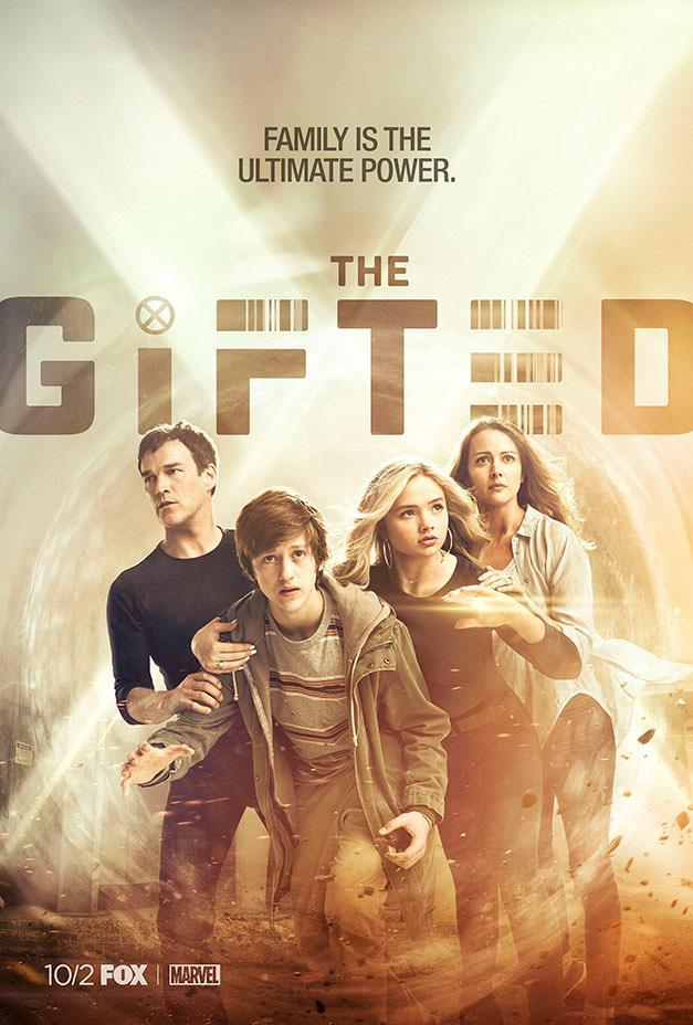 Nuovo poster promozionale di The Gifted