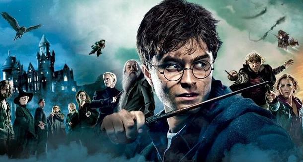Daniel Radcliffe nei film di Harry Potter
