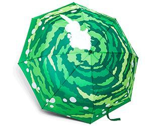 L'ombrello di Rick e Morty, gadget della serie animata