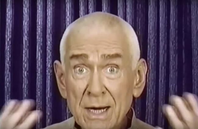 Il leader della setta di Heaven's Gate, Marshall Applewhite