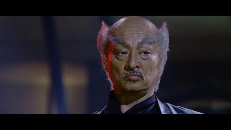 Heihachi Mishima/Cary-Hiroyuki Tagawa dal film Tekken