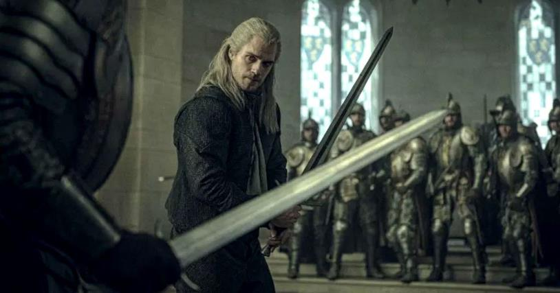 The witcher serie tv episodio 4
