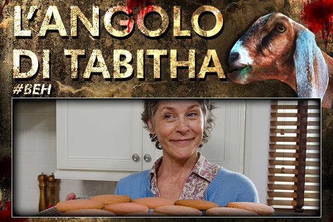 """Tabitha commenta """"Non è ancora domani"""""""