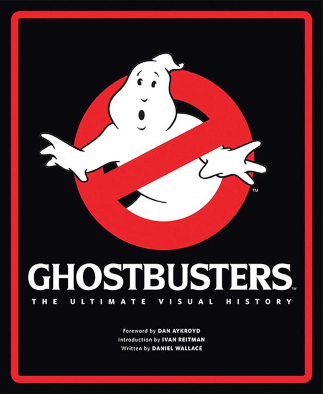 Il libro del making of di Ghostbusters