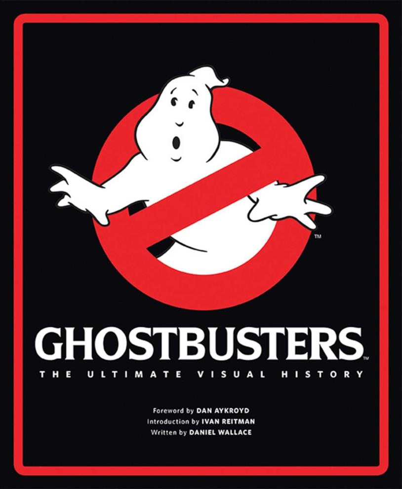 Il libro del making of di Ghostbusters