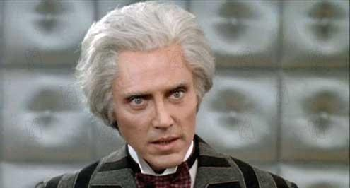 Christopher Walken nei panni di Max Shreck in Batman - Il Ritorn