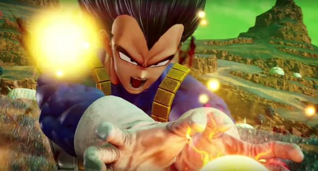 Vegeta in Jump Force