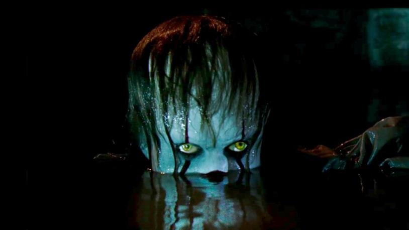 IT, Pennywise nelle fogne di Derry