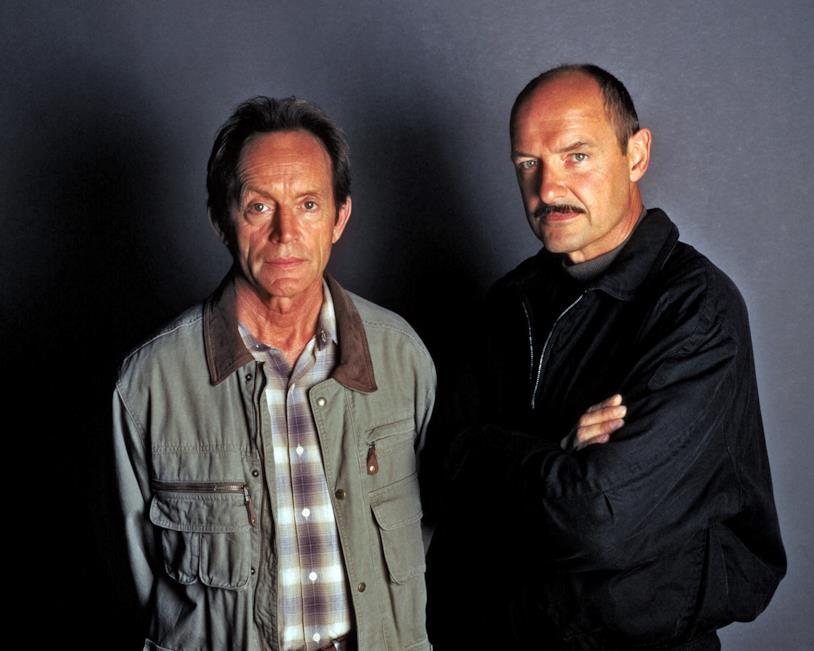 I protagonisti della serie TV Millennium
