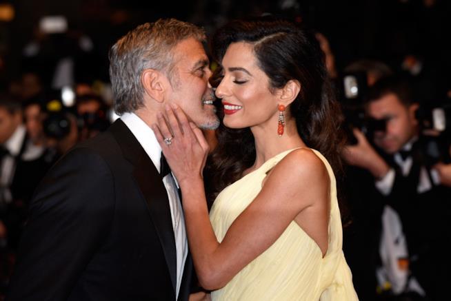 Julia Roberts e George Clooney