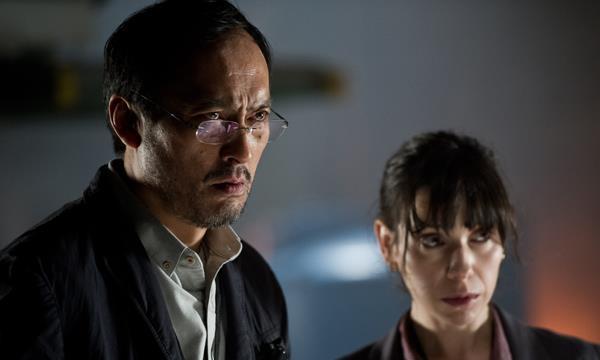 Sally Hawkins e Ken Watanabe in Godzilla