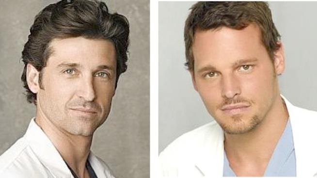 Due tra i personaggi maschili più amati di Grey's Anatomy